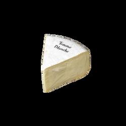 Tomme blanche au lait pasteurisé, 28%MG, 280g environ