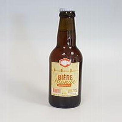 Bière blonde Artisanale Brasserie Angevine 33 cl