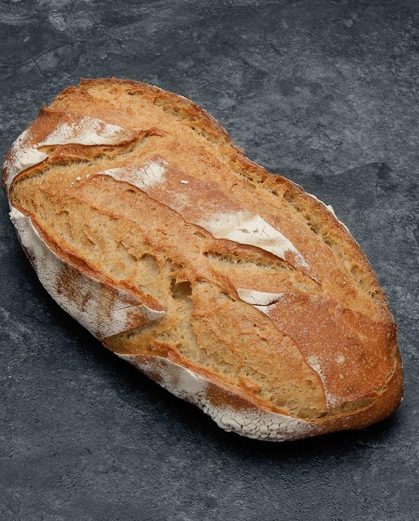 Petit pain pavé au levain, 4 pièces, 200g