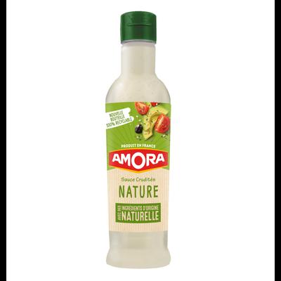 Sauce crudité moutarde AMORA, flacon de 380ml