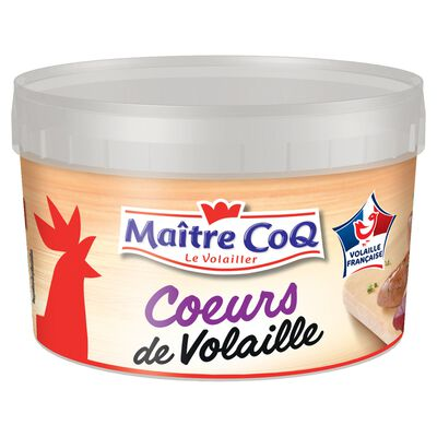 COEUR VOLAILLE MCOQ
