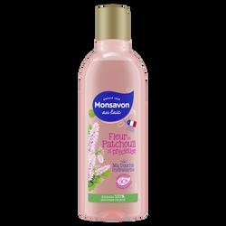 Douche lait hydratant fleur de patchouli MONSAVON, 300ml