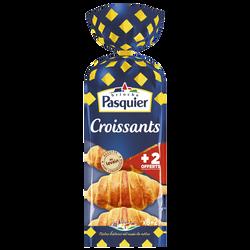 Croissants PASQUIER x8+2 offert 400g