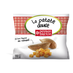 Patate douce PAYSAN BRETON, 750g