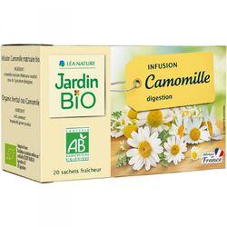 INFUSION CAMOMILLE-DIGESTION JARDIN BIO