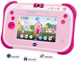 """Tablette 5"""" Storio max  2.0 VTECH, rose"""