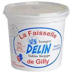 FAISSELLE DE GILLY 37%MG 1KG