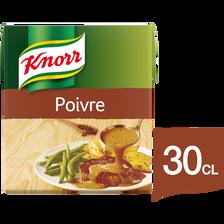 Knorr Sauce Au Poivre , 30cl