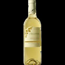 """Vin blanc sec Adissan """"Domaine Eglantier"""", 75cl"""