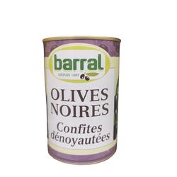 1/2 olives noires denoyautees EPICURE Sélection