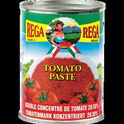 Double concentré de tomates REGA, 400g