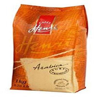 CAFE PURE PREMIUM 100%ARABICA GRAINS 1KG