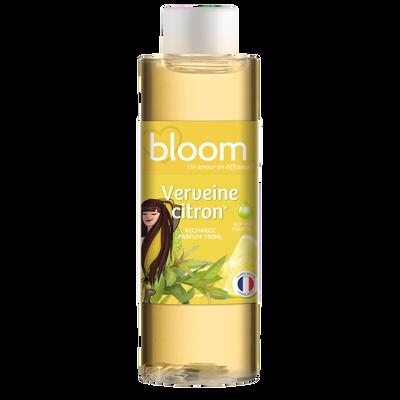 Rrecharge pour diffuseur parfum à froid, verveine citron, 150ml, coloré