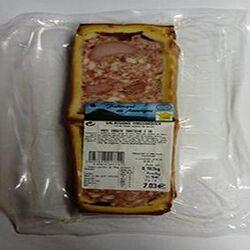 Pâté croute 2 tranches SALAISONS MASSARDIER