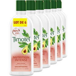 Shampooing nutrition intense avocat TIMOTEI flacon 6x300ml