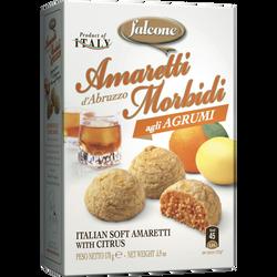 Amaretti saveurs agrumes FALCONE, 170g