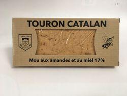 Rayon d'Or - Touron mou aux amandes et au miel - 200G