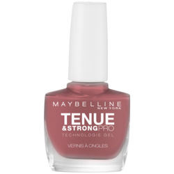 Vernis à ongles tenue & strong 912 rooftop shade MAYBELLINE, nu