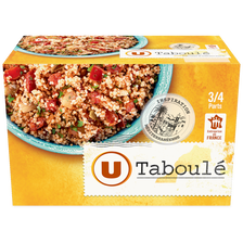Taboulés U, paquet de 730g