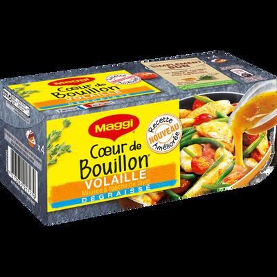 Bouillon concentré au poulet et au thym MAGGI, 4 capsules de 88g