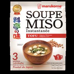 Soupe miso tofu marukome OISHIYA, 57g