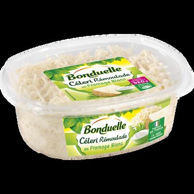 Céleri rémoulade au fromage blanc BONDUELLE, 320g
