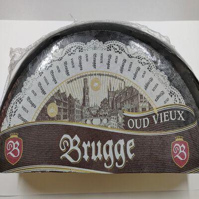 GOUDA VIEUX BRUGGE, 33% M.G, BELGIQUE