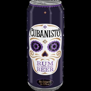 Cubanisto Bière Cubanisto, 5,9°, 50cl