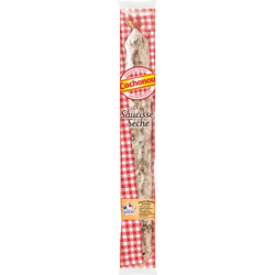 Saucisse sèche viande de porc française COCHONOU, 250g