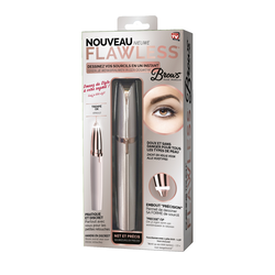 Epilateur 30 flawless brows