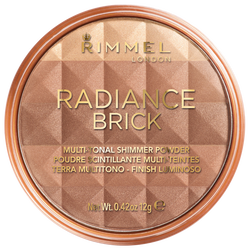 Bronzer radiance brick 002 medium RIMMEL NU, 12g