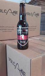 Bière artisanale LA VOLCANE bière rouge 33cl