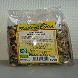 Mélange minestrone paysan Naturaline bio 500g