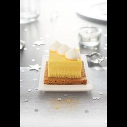 Entremets citron meringué décongelé, 2 pièces, 180g