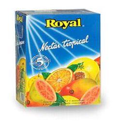 Nectar Tropical a base de jus concentre ,ROYAL 5 litres