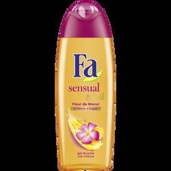 Gel douche sensual oil monoi FA, 250ml