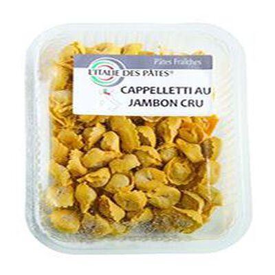 Capelletti au jambon cru 250g