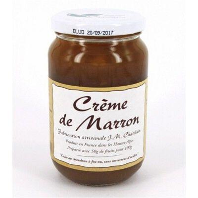 Crème de Marron CHATELAIN 420G