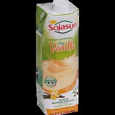 Boisson au soja à la vanille SOJASUN, 1 litre