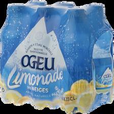 Limonade OGEU,  6x33cl