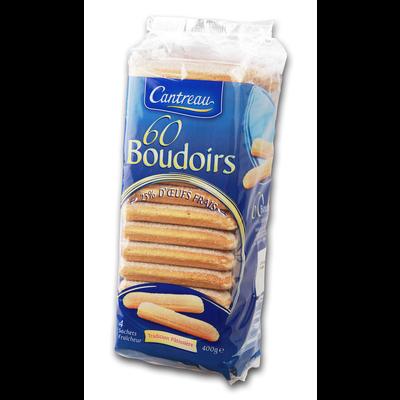 Boudoirs CANTREAU, sachet de 400g
