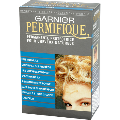 Permanente protectrice pour cheveux naturels PERMIFIQUE