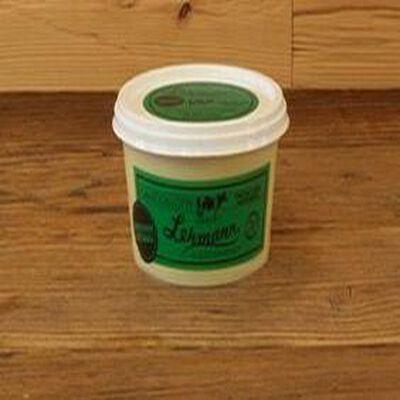 Cancoillotte Lehmann vin du Jura fabrication artisanale 240g 12% M.G