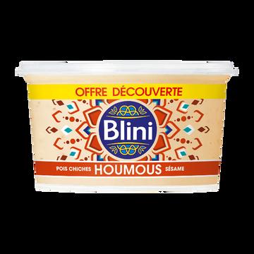 Blini Houmous Blini, 205g Offre Découverte