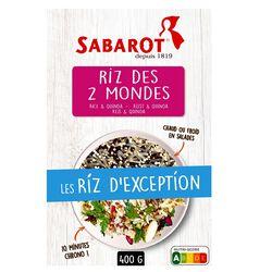 riz des deux mondes 400g SABAROT