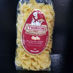 Papillons 250g Jules Thirion