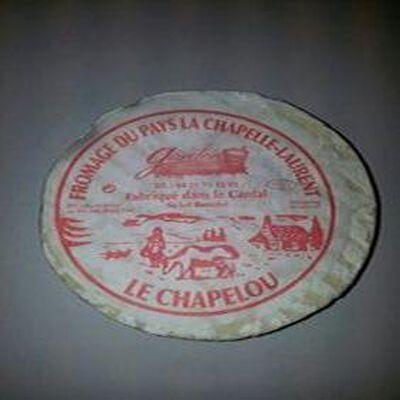 """Fromage de pays au lait thermisé """"Le Chapelou"""", 32%MG,"""