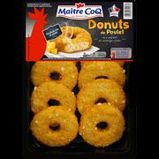 Maître Coq Donuts De Poulet, Maitre Coq, Barquette De 800g