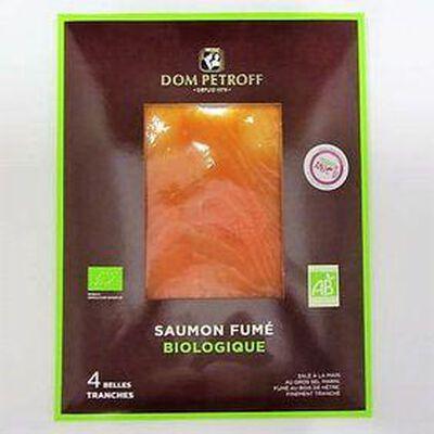 Saumon frais biologique 160g
