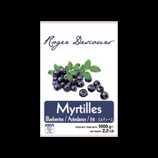 Myrtilles VIVERMONT, 1kg